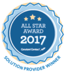 all star award badge